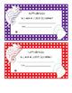 Chameleon Birthday Certificates