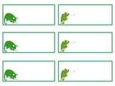 Chameleon Cabinet/Drawer Plates