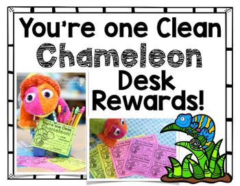 Chameleon Clean Desk Rewards