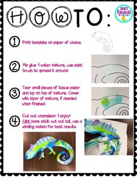Chameleon Craft {Any Age!}