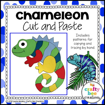 Chameleon Cut and Paste