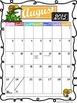 Chameleon Themed Calendars for 2015 - 2016