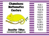 Chameleons Mathematics Centers - Common Core