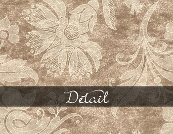 Champagne and Ivory Velvet and White Floral Backgrounds Wedding digital paper