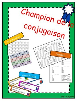 Champion de la conjugaison
