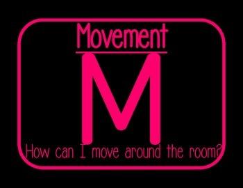 Champs Behavior Management System Magnetic/Clip Chart