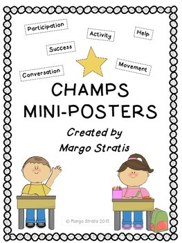 Champs Mini-Posters