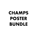 Champs Posters Bundle