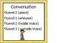 Champs behavior clip chart