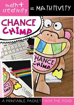 Chance Chimp Mathtivity