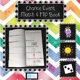 Chance Event Match & Flip Book