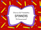 Chance - Spinners - Create your own spinner