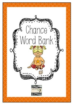 Chance Word Wall