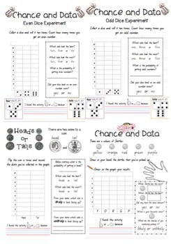 Chance and Data Activities