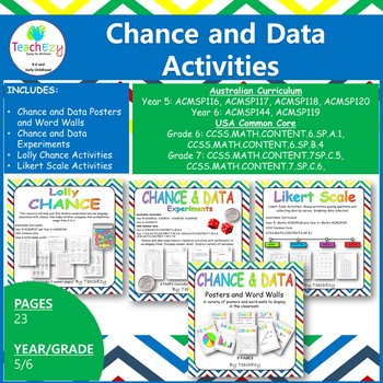 Chance and Data Bundle