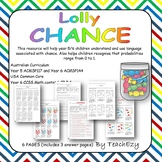 Chance and Data Lollies