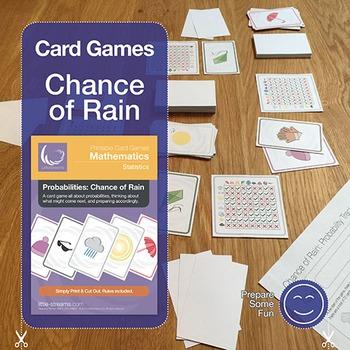 Chance of Rain Card Game