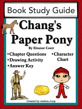 Chang's Paper Pony Study Guide