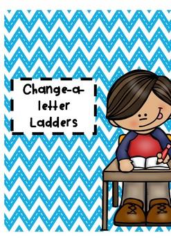 Change-A-Letter-Ladder