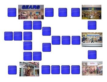 Change Back Money Shopping Game