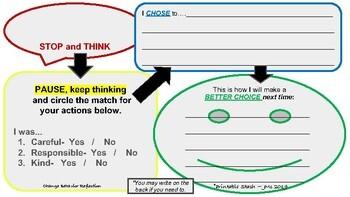 Change Behavior with Reflection