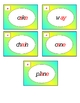 Change Card Game -- Long Vowels