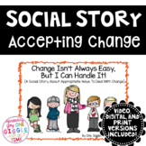 Social Story Accepting Change