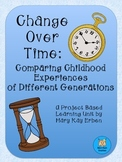 Change Over Time: Comparing Childhood Experiences of Different Generations