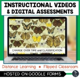 Change Over Time Instructional Videos & Quizzes - Distance