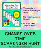 Change Over Time Scavenger Hunt