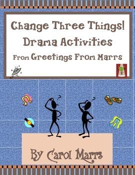 Drama Game-Change Three Things
