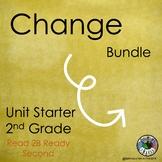Change Unit Starter 2nd Grade TN Read to Be Ready Aligned Bundle