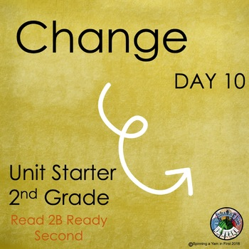Change Unit Starter TN Read to Be Ready Aligned Day 10 Presentation