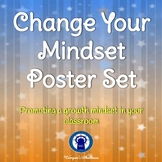 Change Your Mindset Poster Set