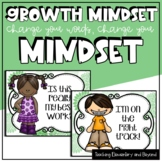 Change Your Words, Change Your Mindset Posters