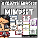 Rainbow Theme Change Your Words, Change Your Mindset Posters