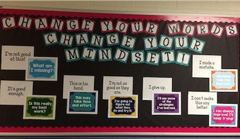 Growth Mindset Posters! FREE Bulletin Board Posters!