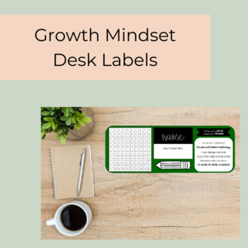 Change Your Words - Rainbow Name Plates