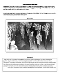DBQ:  Change in the 1920's