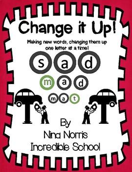 Change it Up!