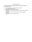 Change of Motion Reading Comprehension Questions Foss Science Motion and Matter