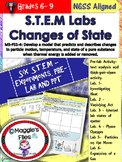 Changes of State -S.T.E.M Labs bundle- MS-PS1-4
