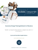 ChangeMaker Process ™ & Methods for Education