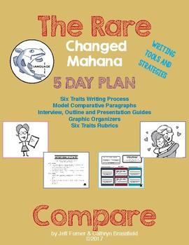 Changed Mahana: Comparative Writing