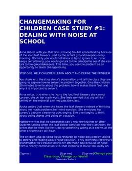 Changemaking for Children (Freebie)