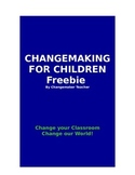 Changemaking for Children (Freebie)