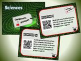 Changements physiques, changements d'état (cartes à tâches