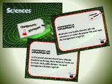 Changements physiques et changements d'état (cartes à tâch