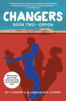 Changers Book 2: Oryon