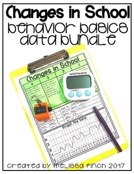 Changes In School- Behavior Basics Data